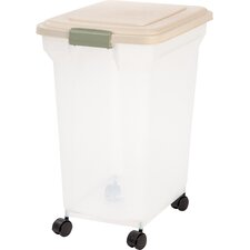 55 Qt. Premium Airtight Pet Food Storage