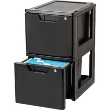2 Drawer Storage Chest (Set of 2)