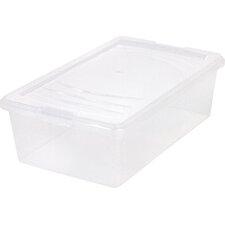6 Qt. Shoe Storage Box (Set of 10)