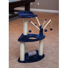 "36"" Carpeted Cat Tree"
