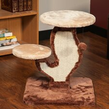 "21"" Carpeted Cat Tree"