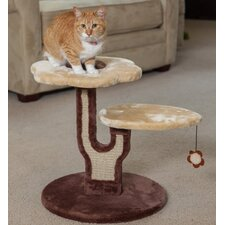"19"" Carpeted Cat Tree"