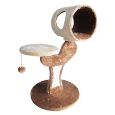 "31"" Carpeted Cat Tree"