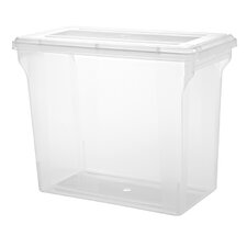 Scrapbook File Box (Set of 4)