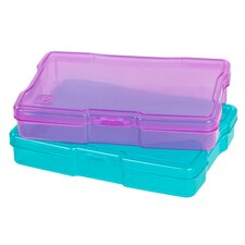 Photo and Craft Storage Case (Set of 2)