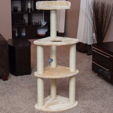 "50"" Carpeted Cat Tree"