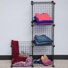 "14"" Cube Unit Bookcase (Set of 4)"