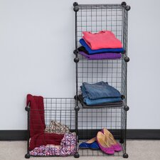 "14.25"" Cube Unit Bookcase (Set of 4)"
