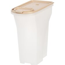 256 Oz. Single Canister Airtight Pet Food Container