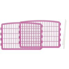 Expansion Kit for Indoor/Outdoor Plastic Pet Pen