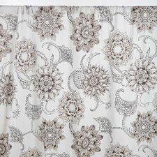 Henna Tattoo Curtain Panel