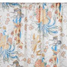 Geisha Garden Tattoo Single Curtain Panel