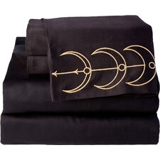 Moon Phase 300 Thread Count 100% Cotton Sheet Set