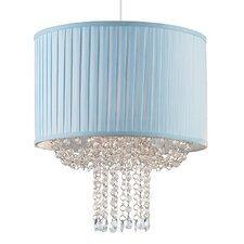 35,6 cm Lampenschirm aus Textil