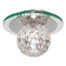 Tarota 1 Light Flush Ceiling Light