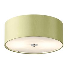 Franco 2 Light Flush Ceiling Light