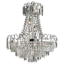 Amadis 6 Light Crystal Chandelier