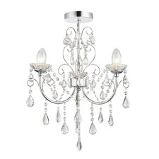 Tabitha 3 Light Mini Chandelier