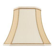 14 cm Lampenschirm aus Seide