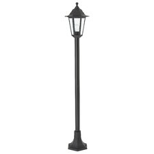 Bayswater 1 Light 122cm Post Lantern Set
