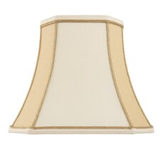 46 cm Lampenschirm Camilla aus Seide