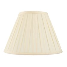 35,5 cm Lampenschirm Carla aus Textil