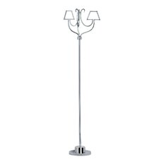 163 cm Design-Stehlampe Silhoutte