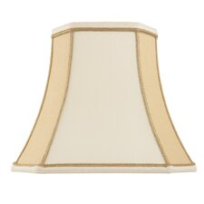 35,5 cm Lampenschirm Camilla aus Seide