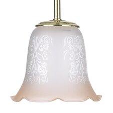 13,5 cm Lampenschirm Sofia aus Glass