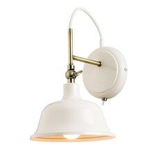 Laughton 1 Light Semi-Flush Wall Light