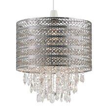 30 cm Lampenschirm Majestic aus Metall