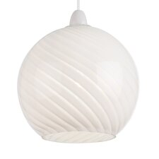 19cm Glass Sphere Pendant Shade