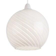 19 cm Lampenschirm Sphere aus Glas