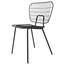 WM String Dining Arm Chair