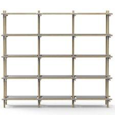 "Stick System 67.4"" H Five Shelf Shelving Unit"