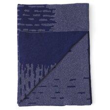 Rain Plaid Throw Blanket
