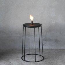 Wire Disc Oil Tabletop Lantern