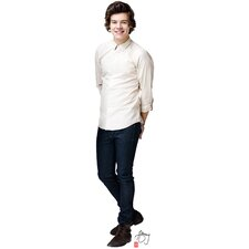 One Direction Harry - 1D Cardboard Stand-Up