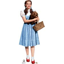 Dorothy Holding Toto - Wizard of Oz 75th Anniversary Cardboard Stand-Up