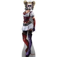 Harley Quinn - Arkham Asylum Game Cardboard Standup