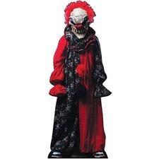 Creepy Clown Cardboard Standup