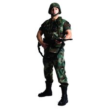 Modern Heroes Army Soldier Life-Size Cardboard Stand-Up