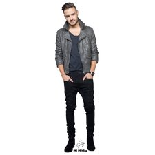 One Direction Liam Life Size Cardboard Cutout