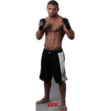 UFC Thiago Alves Cardboard Stand-Up