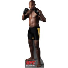 UFC Anderson Silva Cardboard Stand-Up