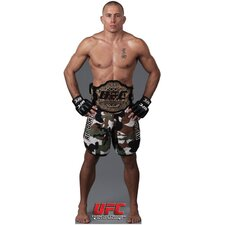 UFC Georges St.Pierre Cardboard Stand-Up