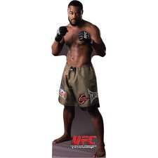 UFC Rashad Evans Cardboard Stand-Up