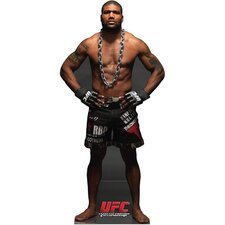 UFC- Rampage Jackson Cardboard Stand-Up