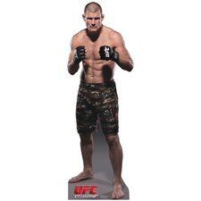 UFC Michael Bisping Cardboard Stand-Up