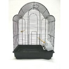 Shell Top Bird Cage